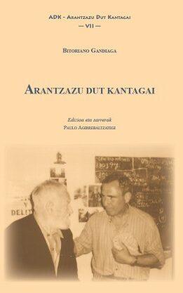 Arantzazu dut kantagai