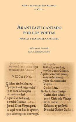 Arantzazu cantado por los poetas